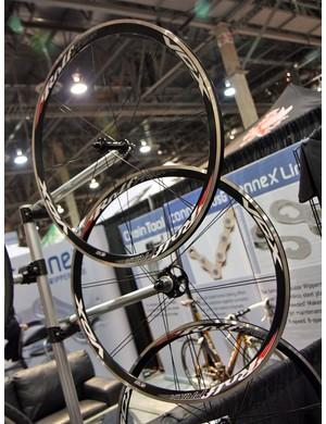 Rolf Prima's VCX alloy tubular wheelset is aimed at 'cross riders