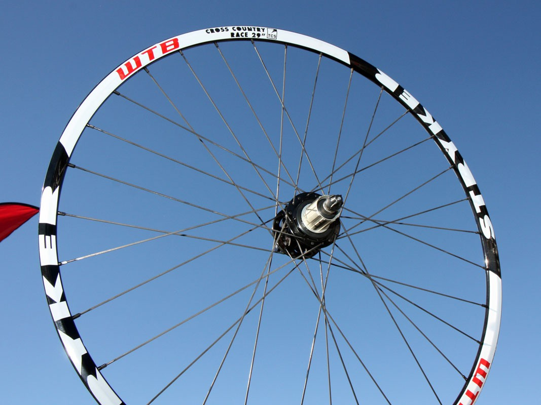 WTB's new Stryker range of mountain bike wheels offers easy and secure fitting of both UST and tubeless-ready tyres