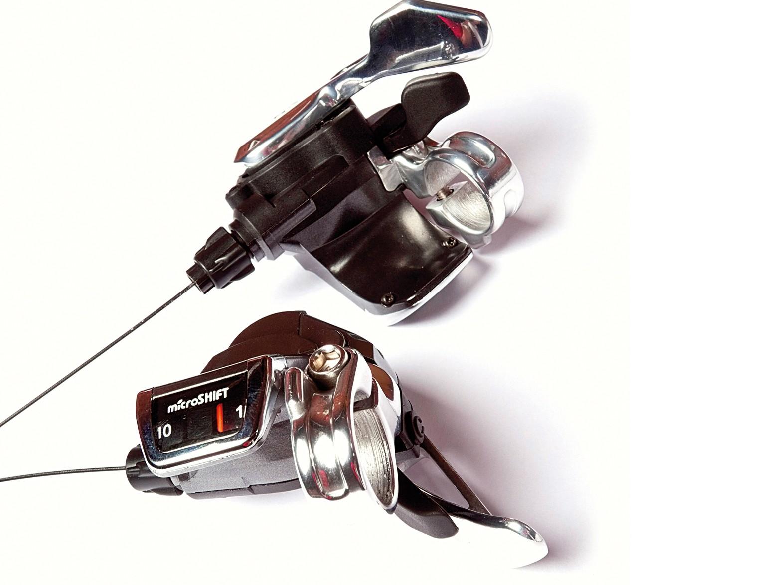 Microshift TS83-10 shifters