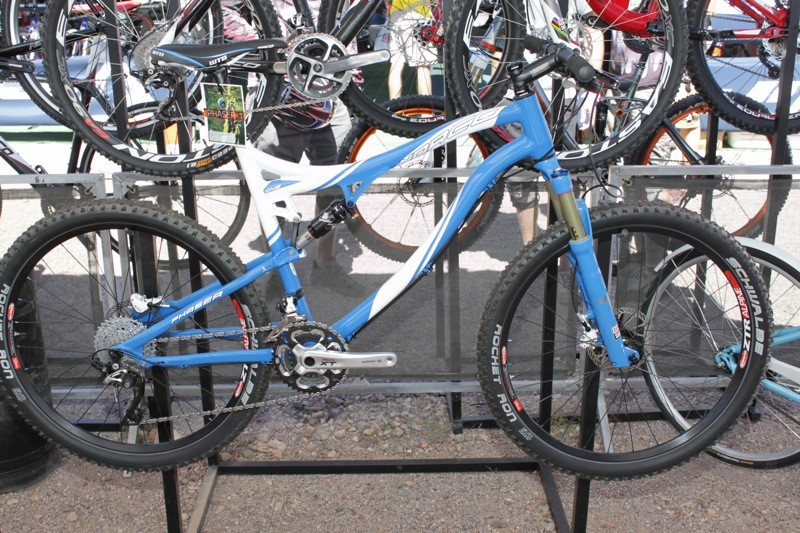Norco's cross-country racer, the Phaser