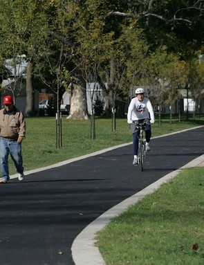 The Great Rivers Greenways will eventually include 800 miles of paths for walking, running and cycling