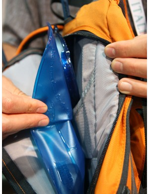Updated CamelBak hydration packs include a new pocket to more securely anchor the Antidote reservoir