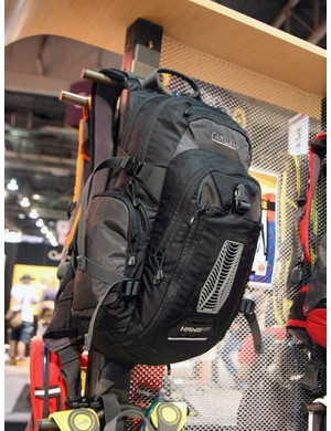 The workhorse CamelBak HAWG sports a more tapered shape for 2011 and a slightly reduced capacity