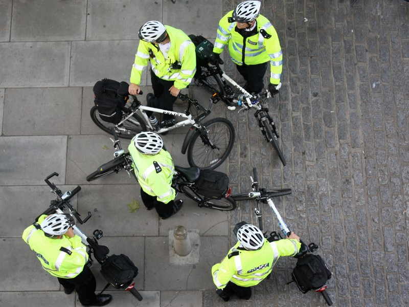 London's specialist police cycling squad has been expanded, with a new onus on catching motorists and cyclists who disobey the rules of the road
