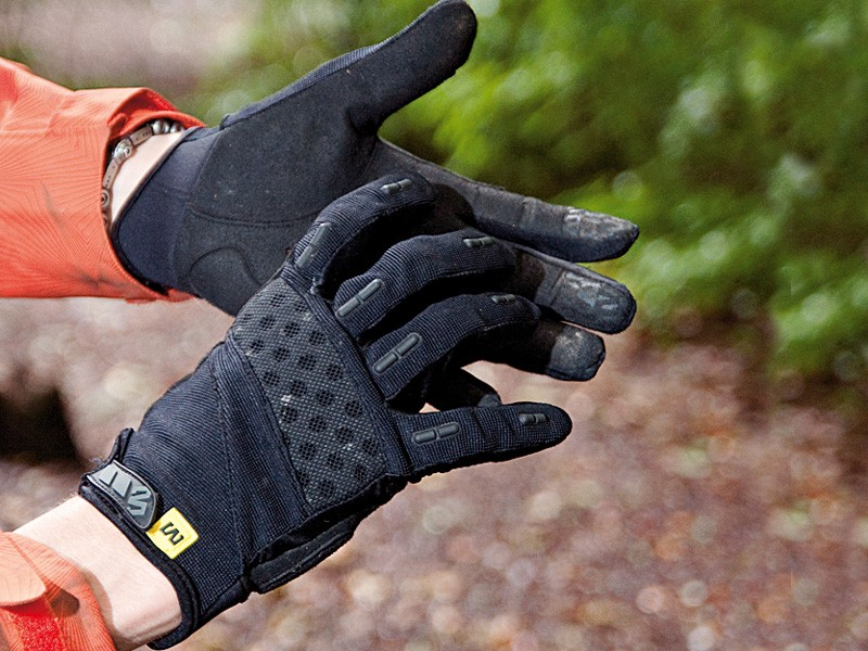 Mavic Singletrack glove
