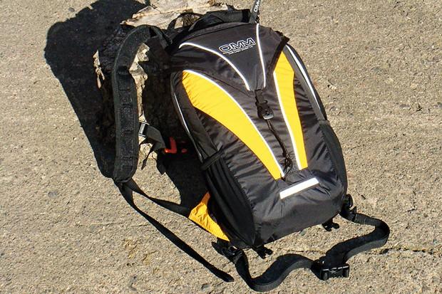OMM Last Drop 10-litre rucksack