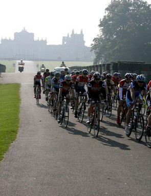Last year's road race rolls out