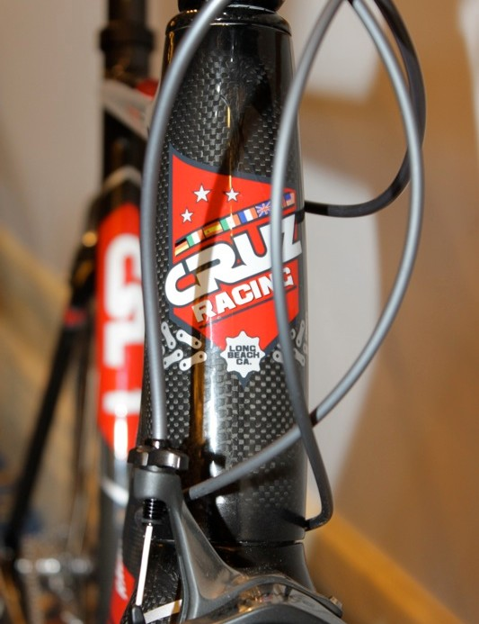 The Arenberg line is equipped with tapered head tubes and fork steerers