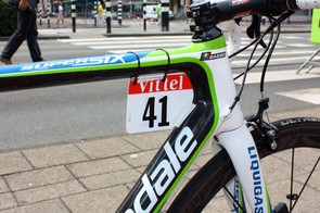 Cannondale say team riders will now have a much greater influence on product development