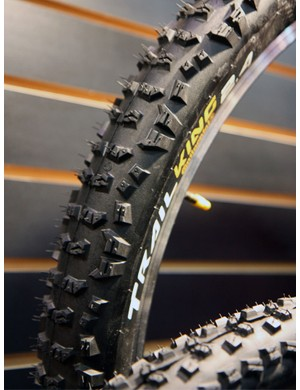 The Continental Trail King has fast become one of our favourite all-around treads for its tenacious and predictable grip in a wide range of conditions