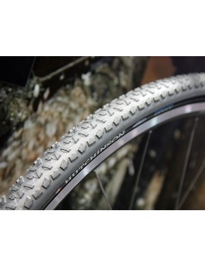 Hutchinson have revised their tubeless ready cyclo-cross tyres with the same carbon fibre bead as their Road Tubeless range, allowing for a tighter fit and lower operating pressures than before