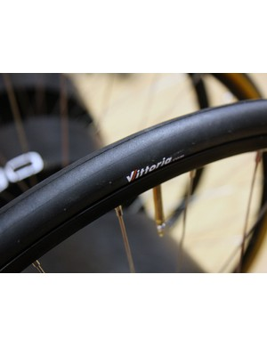 The new Vittoria Diamante Pro Pista is aimed at indoor or outdoor track riding