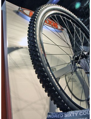 Maxxis's new Beaver is purpose-built for 29ers with a fast-rolling, open tread design and dual-compound rubber