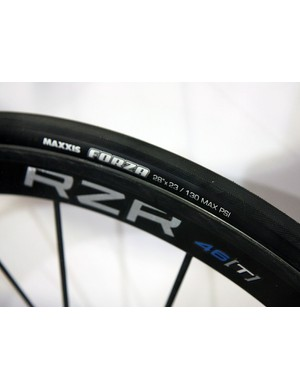 Maxxis intend their new Forza tubular more for everyday use
