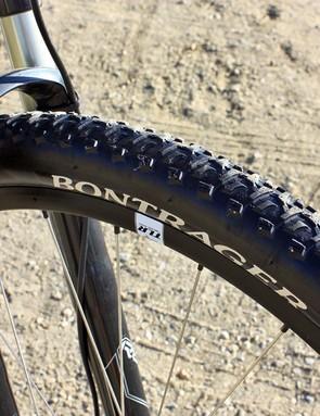 Willow Koerber (Subaru-Trek) used fast rolling Bontrager 29-3 tyres at the US national championships