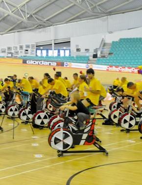 Soreen world record attempt - trade team