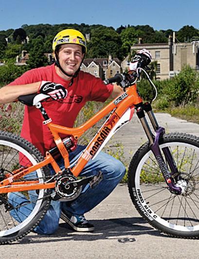Chris Smith's Corsair Konig