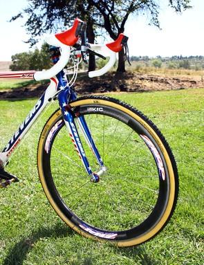 Zipp's latest 303 has proven to be a potent 'cross wheel