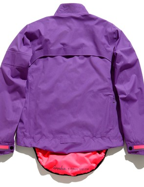 Rapha Paul Smith Rain Jacket