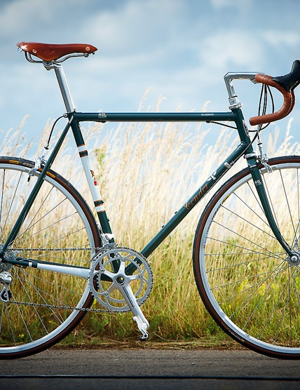 Handbuilt, lugged steel elegance is alive and well, and available from a certain north London shop