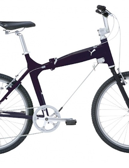 The Puma Disko features 24-inch tires, alloy folding pedals and Shimano SLX 9 speed cassette to get riders in the right gear for climbing the streets of San Francisco