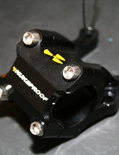 Nukeproof prototype direct-mount stem