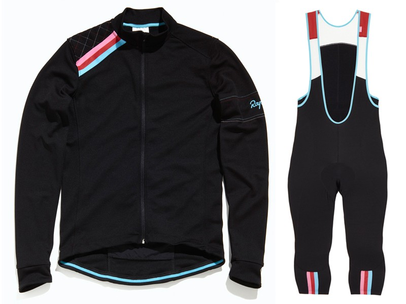 Rapha Cross Jersey and Bibs