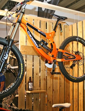 Transition's TR450 downhill bike