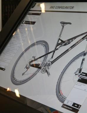 Rose's Bike Configurator