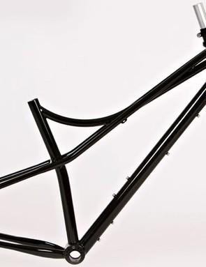 Jeff Jones steel Spaceframe and Truss fork