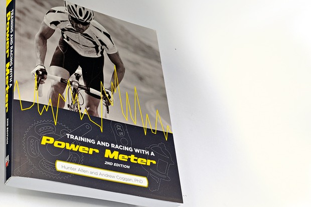 Training and racing with a power meter book