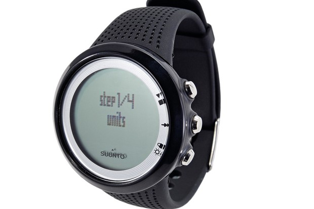 Suunto M4 heart-rate watch