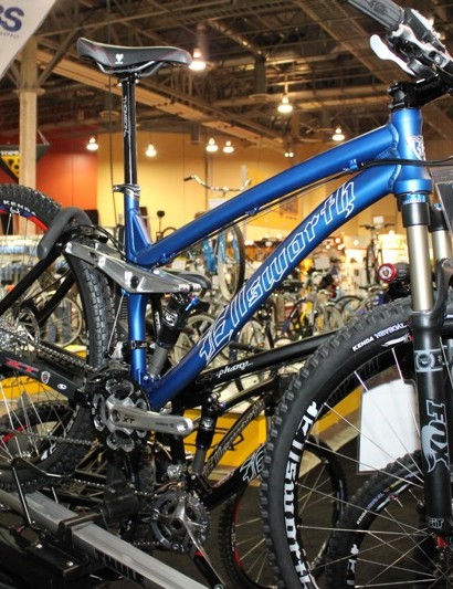 Ellsworth's Evolution 120mm travel 29er trail bike