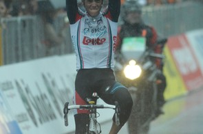 Philippe Gilbert wins the Tour of Lombardy