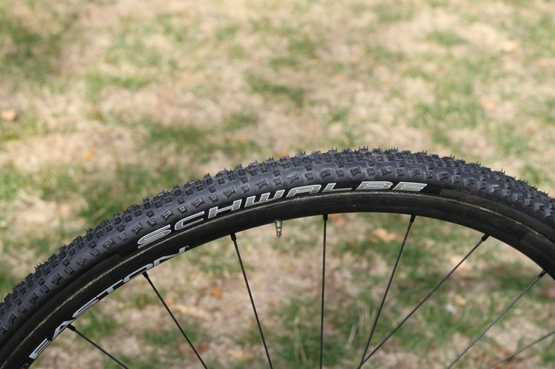After two years of development with partners, Schwalbe decided it would have to make the Racing Ralph itself
