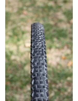Without a doubt, Schwalbe's triple compound tread is the most advanced on the cyclo-cross course