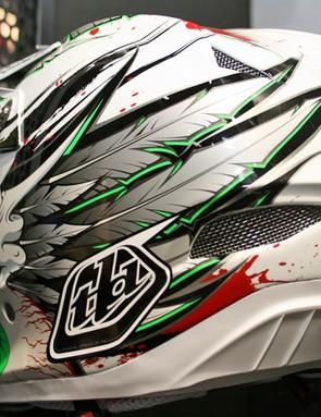 Troy Lee Designs D3 Speedwing helmet