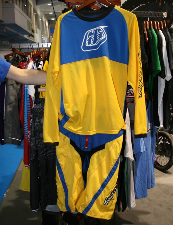 Troy Lee Designs Sprint jersey and shorts
