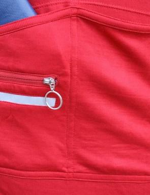 Torm T5 jersey rear pockets