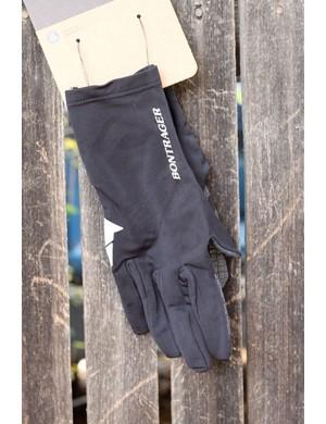 Bontrager's light liner glove, the RL liner