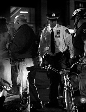 83 cyclists claimed they were wrongfully arrested in Critical Mass rides between 2004 and 2006