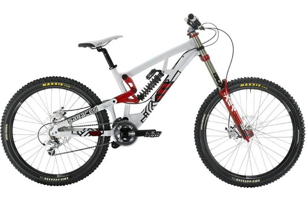 Saracen Myst downhill bike