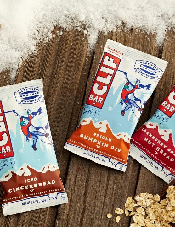 Clif Bar have released their range of seasonal flavours for the year