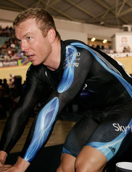 Sir Chris Hoy will spearhead Scotland's team sprint