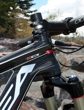 The new Alma 29 gets a tapered head tube for 2011
