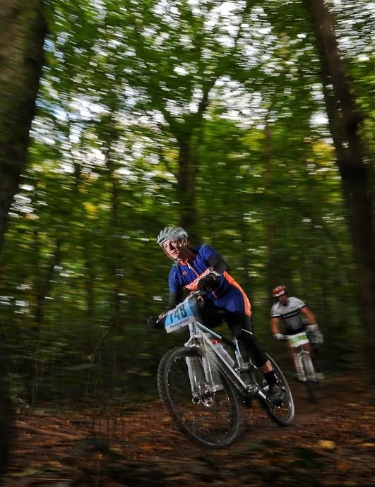 Kona Oktoberfest rider