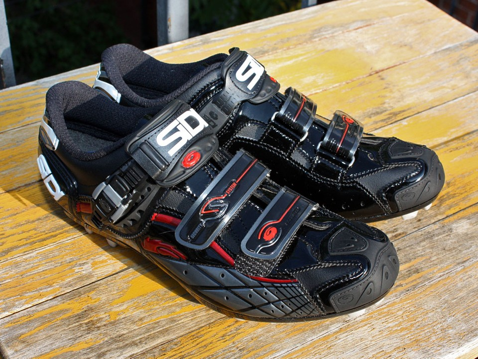Sidi Spider SRS Lorica off-road shoes - BikeRadar
