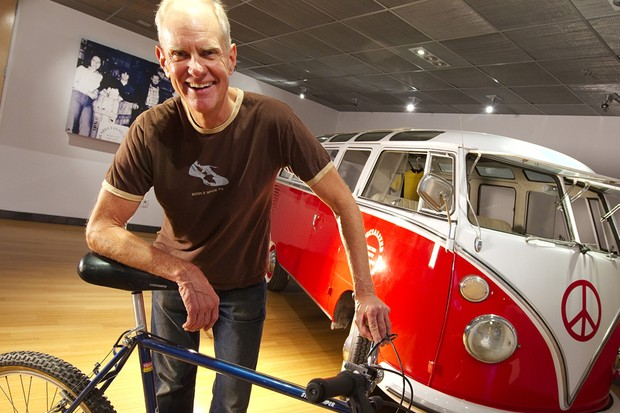 Specialized founder Mike Sinyard