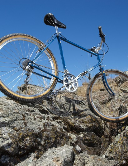 The bike that started it all in 1981: the Stumpjumper, the best cross-country bike money could buy