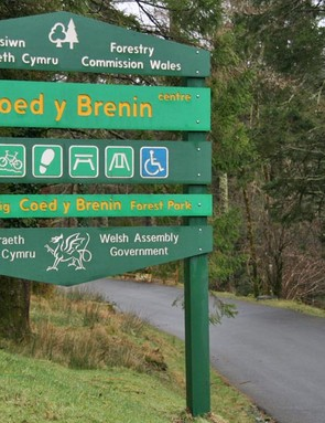 Beginner mountain bike trail to be built at Coed y Brenin